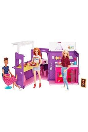 Barbie 'nin Yemek Arabası 2