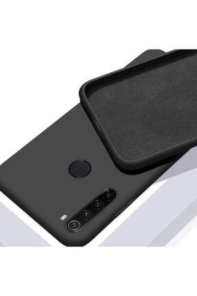 StectMobile Xiaomi Redmi Note 8 Uyumlu İçi Kadife Lansman Kılıf 0