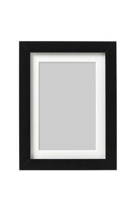 Via Siyah Rıbba Çerçeve 13x18 cm 0