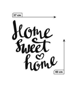 hayalevimahsap Home Sweet Home Duvar Tablo 2