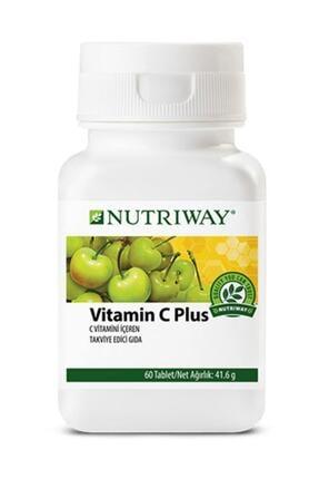 Amway Nutriway Vitamin C Plus 60 Tablet Cplus60 0