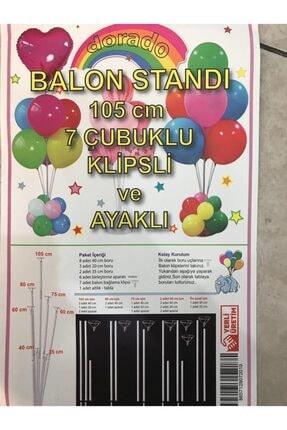 DENİZ Balon Standı 7 Kollu 105 Cm 1
