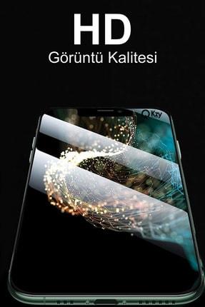 KZY İletişim Samsung Galaxy M31s Tam Kaplayan Seramik Nano Esnek Ekran Koruyucu 3