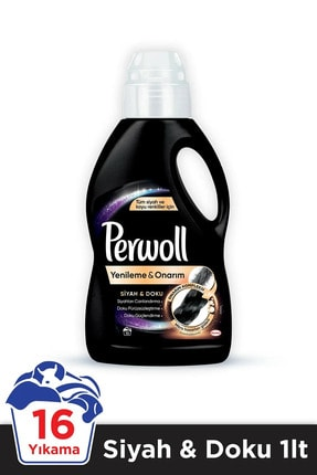 Perwoll 16wl. (2*siyah+2*renkli) *4'lüset 1