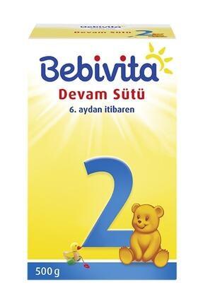 Bebivita Devam Sütü 2 Numara 500 Gr 0