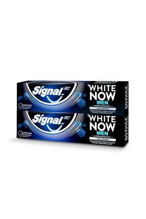 Signal Diş Macunu White Now Men 75 Ml X2 2