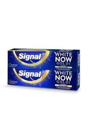 Signal Diş Macunu White Now Gold 75 Ml X2 2