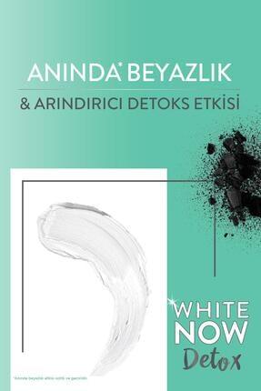Signal White Now Detox Kil Minerali & Aktif Karbon Diş Macunu 75 ml X2 4