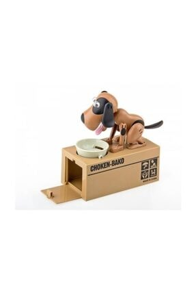 Viselia Choken Bako Para Yiyen Köpek Kumbara 2