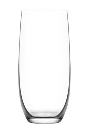 Lav Gusto 6 Parça Kristal Meşrubat Bardağı 0