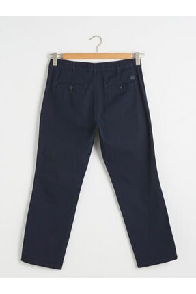 LC Waikiki Erkek Lacivert Chino Pantolon 1
