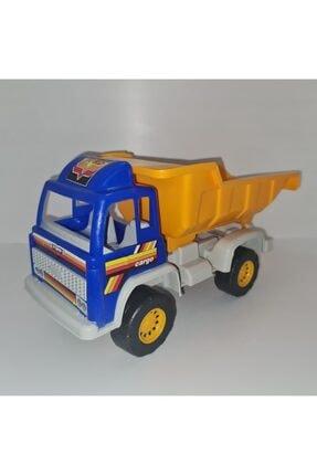 Mavi-Sarı Kepçe Hediyeli Ford Kamyon 895t