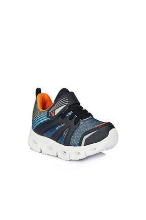 Vicco Erkek Lacivert Samba Işıklı Spor Ayakkabı 1