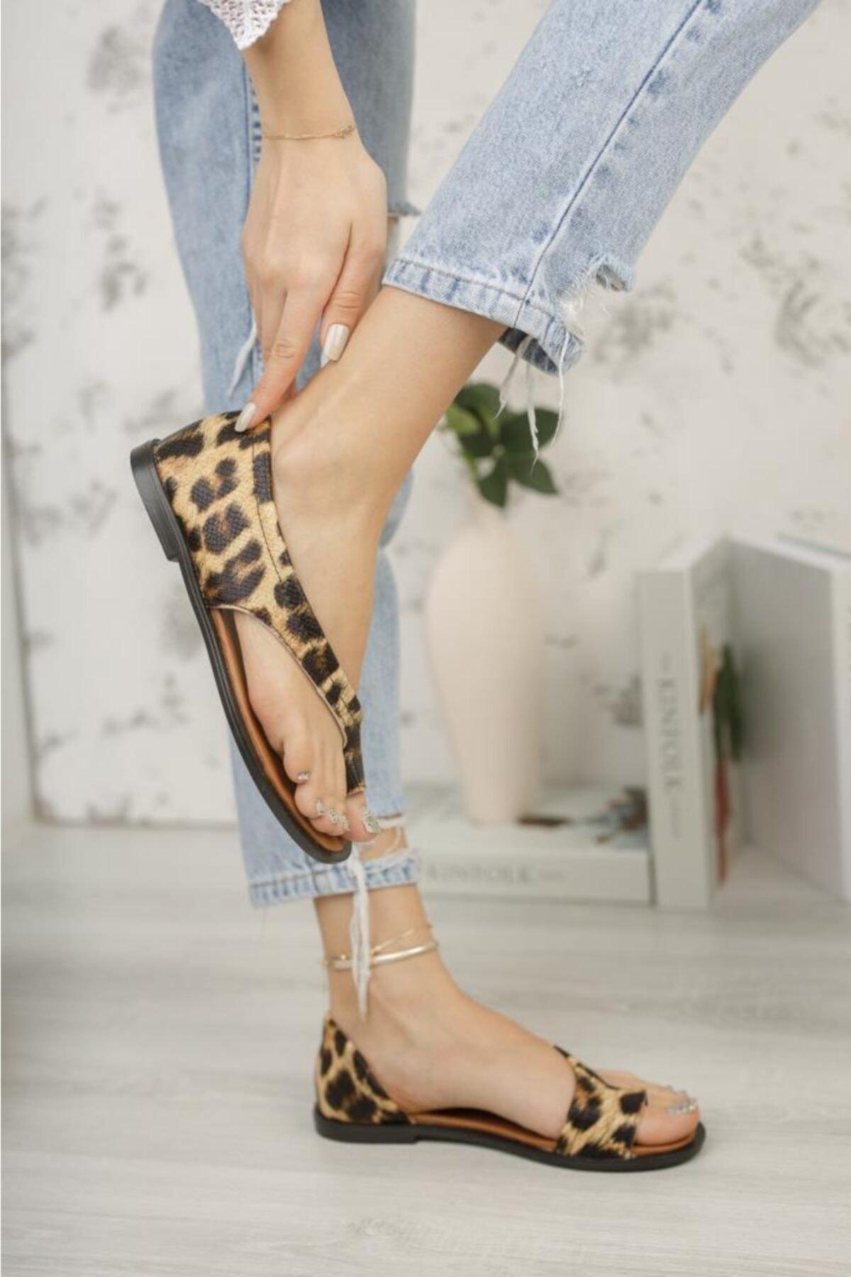 Moda Frato Kadın Ayakkabı Sandalet