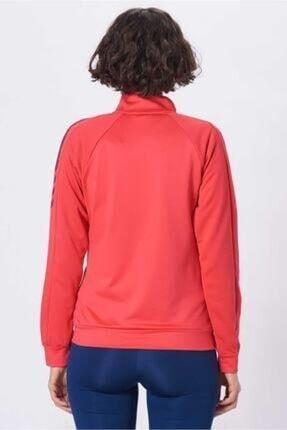 HUMMEL Kadın Pembe Sweatshirt Helin Zip Jacket T37516-1045 1