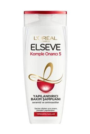 Elseve Komple Onarıcı 5 Yapılandırıcı Bakım Şampuanı 450 ml 0