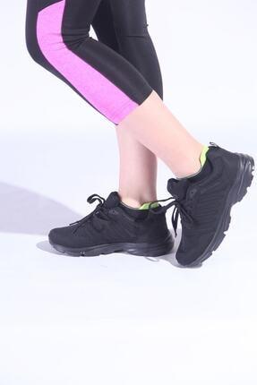 MP Kadın Siyah Spor Ayakkabı 2