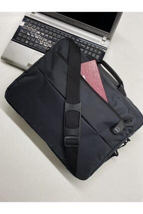 """Moda West Serisi 15.6"""" Inç Siyah Evrak Bilgisayar Notebook Laptop Çantası 0"""