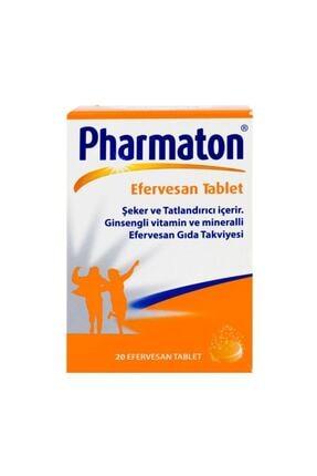 Pharmaton Efervesan Tablet 20'li 0