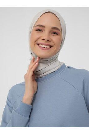 Refka Kadın Mavi Uzun Kollu Basic Eşofman Takımı 1