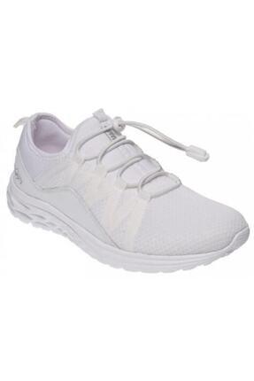 Jump Kadın Beyaz Spor Ayakkabı 21012 0
