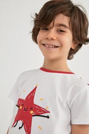 Penti Erkek Çocuk Çok Renkli Boys Stars Ss Pijama Takımı 2li 2