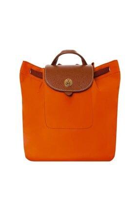 TH Bags Kadın / Kız Sırt Çantası Th20700 Oranj 1