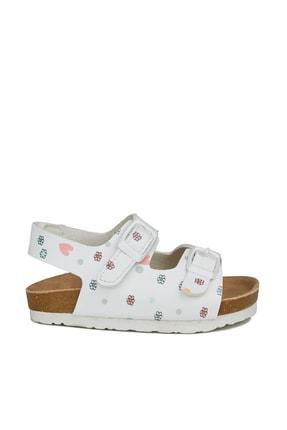 Vicco Last Kız Çocuk Beyaz Sandalet 2