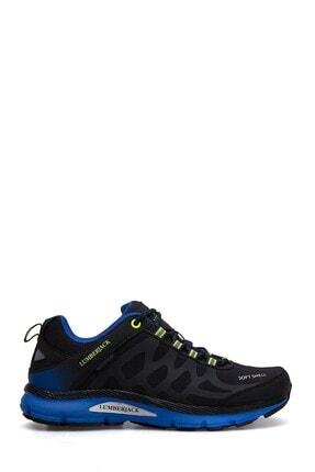 M.ursa Outdoor Waterproof Erkek Spor Ayakkabı Siyah-mavi 007 M.URSA