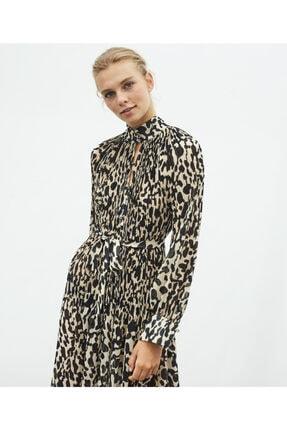 İpekyol Desenli Elbise 0