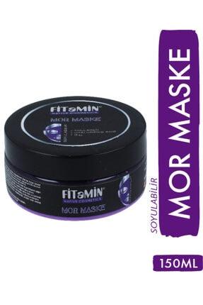 fitamin Soyulabilir Mor Maske Collagen Q10 Karamürver 150ml 2