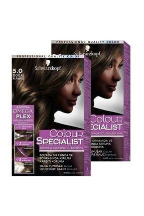 Colour Specialist 5-0 Doğal Kahve X 2 Adet 0
