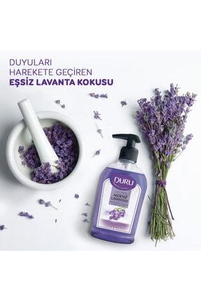 Duru Akdeniz Lavantası Sıvı Sabun 1,5+1,5+300ml 1