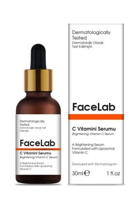 FaceLab C Vitamini Serumu + Leke Giderici Serum 2'li Set 1