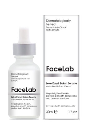 FaceLab C Vitamini Serumu + Leke Giderici Serum 2'li Set 2