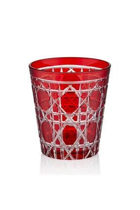 CHIARA ALESSI Kırmızı Glorıa Su Bardağı 0