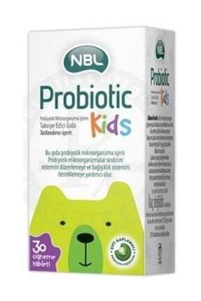 NBL Probiotic Kids 30 Çiğneme Tableti 0