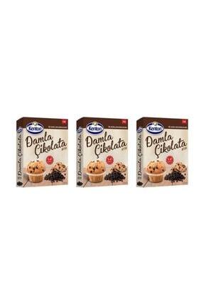 Damla Çikolata Bitter 100gr 3'lü Paket 2003291