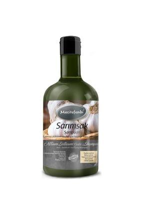 Mecit Efendi Sarımsak Şampuanı 400 Ml + Saç Bakım Yağı 100 Ml 1