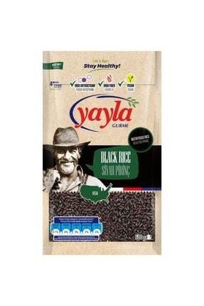 Yayla Gurme Siyah Pirinç 500 gr 0