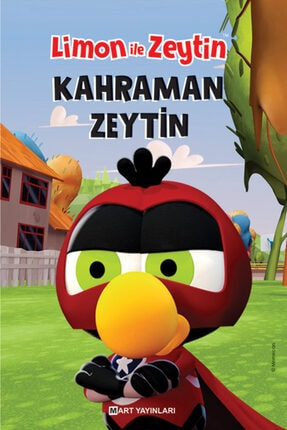 Mart Yayınları Limon Ile Zeytin-kahraman Zeytin 0