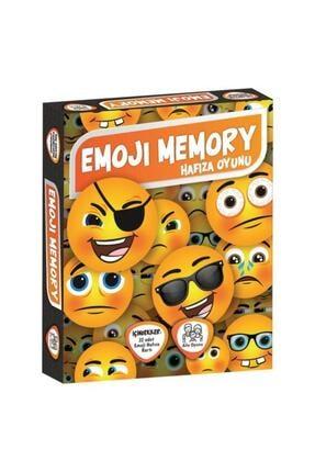 Tes Yayıncılık Emoji Memory Hafıza Oyunu 0