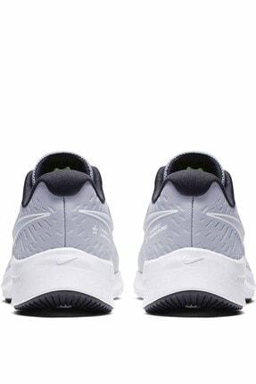Nike Kadın Beyaz Spor Ayakkabı  Star Runner 2 Gs Aq3542-005 4