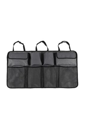 HAYATINIZI KOLAYLAŞTIRIN Araç Bagaj Içi Düzenleyici Organizer Bagaj Toparlayıcı Cırt Cırtlı Model 1