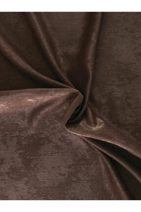 Belnido Home Açık Kahve New Soft Fon Perde 130 X 250 2