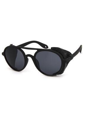 Di Caprio Unisex Siyah Güneş Gözlüğü Dc1771b 0