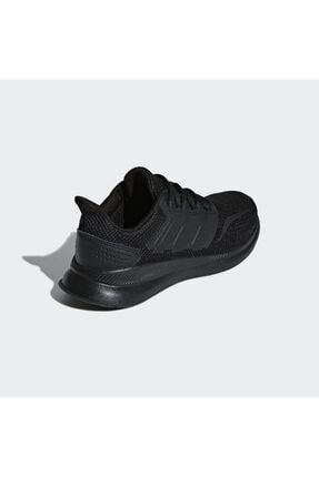 adidas Kadın Siyah Runfalcon K Spor Ayakkabı (f36549) 3