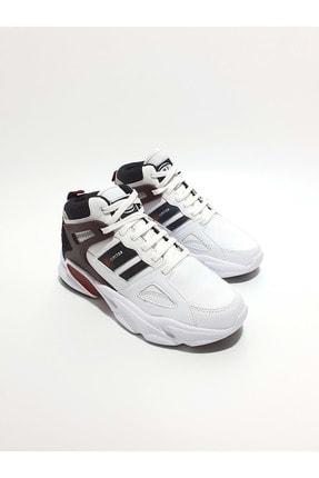 MP Unisex Beyaz  Ortopedic Basket Ayakkabı 1 1