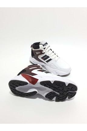 MP Unisex Beyaz  Ortopedic Basket Ayakkabı 1 2