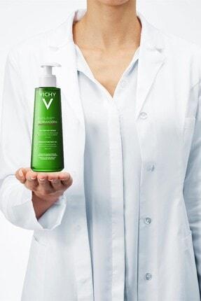Vichy Normaderm Phytosolution Temizleyici Jel Yağlı/Akneye Eğilim Gösteren Ciltler Salisilik Asit 200 ml 4